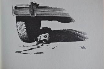 Bernie Wrightson - Cycle of Werewolf 32 - obrazek