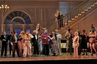 The Shining Opera - przedstawienie 14 (zdjęcie Ken Howard) - obrazek