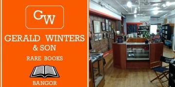 Księgarnia Gerald Winters & Son zniszczona - obrazek