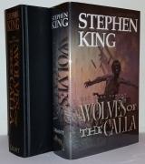 The Dark Tower V Wolves of Calla (Grant) AE książka i obwoluta
