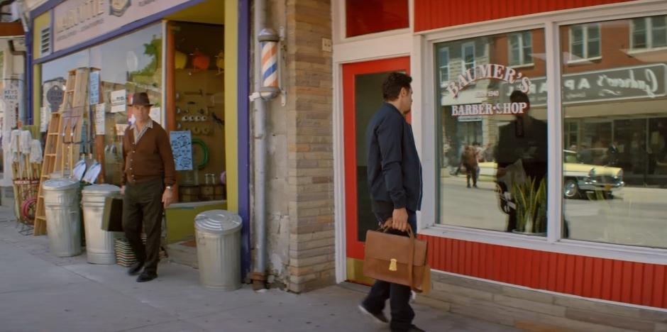 Odcinek 1 - Baumers Barber Shop