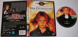 Podpalaczka (DVD) - płyta
