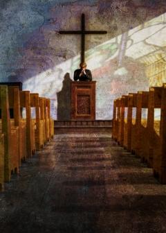 """Revival"" - The Terrible Sermon - François Vaillancourt - obrazek"