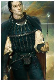 Rick Berry - The Talisman - Morgan - obrazek