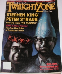 The Twilight Zone Magazine (2/1985)