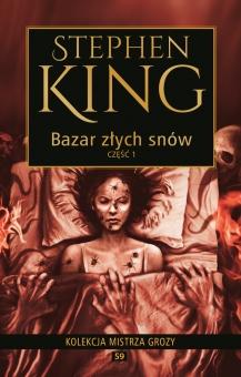 Kolekcja mistrza grozy Tom 59 Bazar zlych snow 1 - obrazek