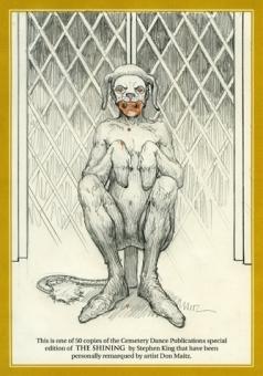 The Shining (Remarque 37) - obrazek