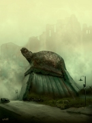 The Dark Tower - Lud City Turtle's Street