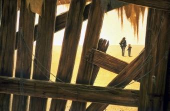Michael Whelan - The Dark Tower I The Gunslinger 05 - obrazek