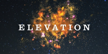 Elevation - fragment i okładka amerykańskiego wydania - obrazek
