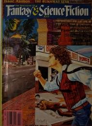 Fantasy & Science Fiction 7/1981 - obrazek