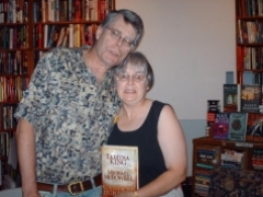 Stephen King i Tabitha King