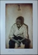 Insomnia Art Portfolio (Glimmer Graphics) autograf Stephen King i Phil Hale