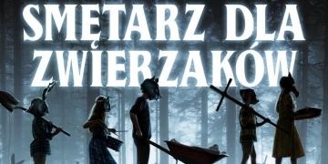 Polski plakat Smętarza dla zwierzaków - obrazek