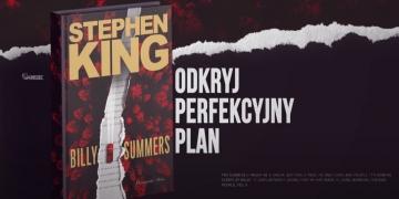 Polski zwiastun powieści Billy Summers - obrazek