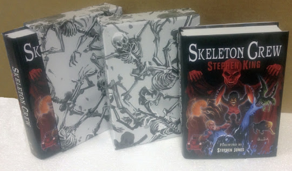 Skeleton Crew - PS Publishing 30th Anniversary Edition