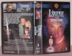 Lśnienie 1997 (VHS) - pudełko