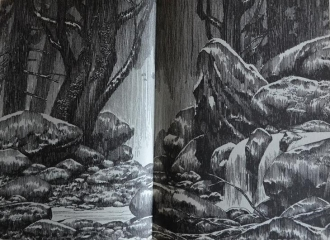 Bernie Wrightson - Cycle of Werewolf 15 - obrazek