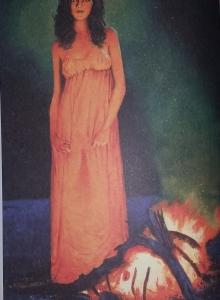 """Thinner"" 30th Anniversary Edition - ilustracja Lesa Edwardsa - obrazek"