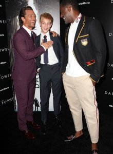 Matthew McConaughey, Tom Taylor i Idris Elba (2) - obrazek