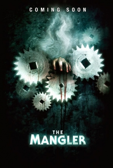 Stephen King Goes to the Movies - Vincent Chong - The Mangler (poster) - obrazek