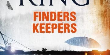 Brytyjska okładka Finders Keepers - obrazek