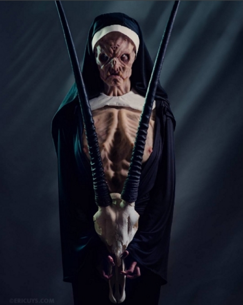 Chad Waller - Model Siostrzyczki z Elurii - The Nun