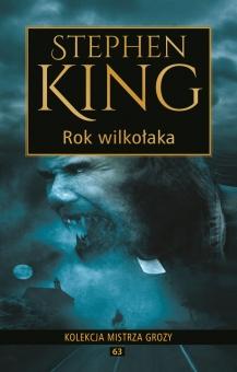 Kolekcja mistrza grozy Tom 63 Rok wilkolaka - obrazek