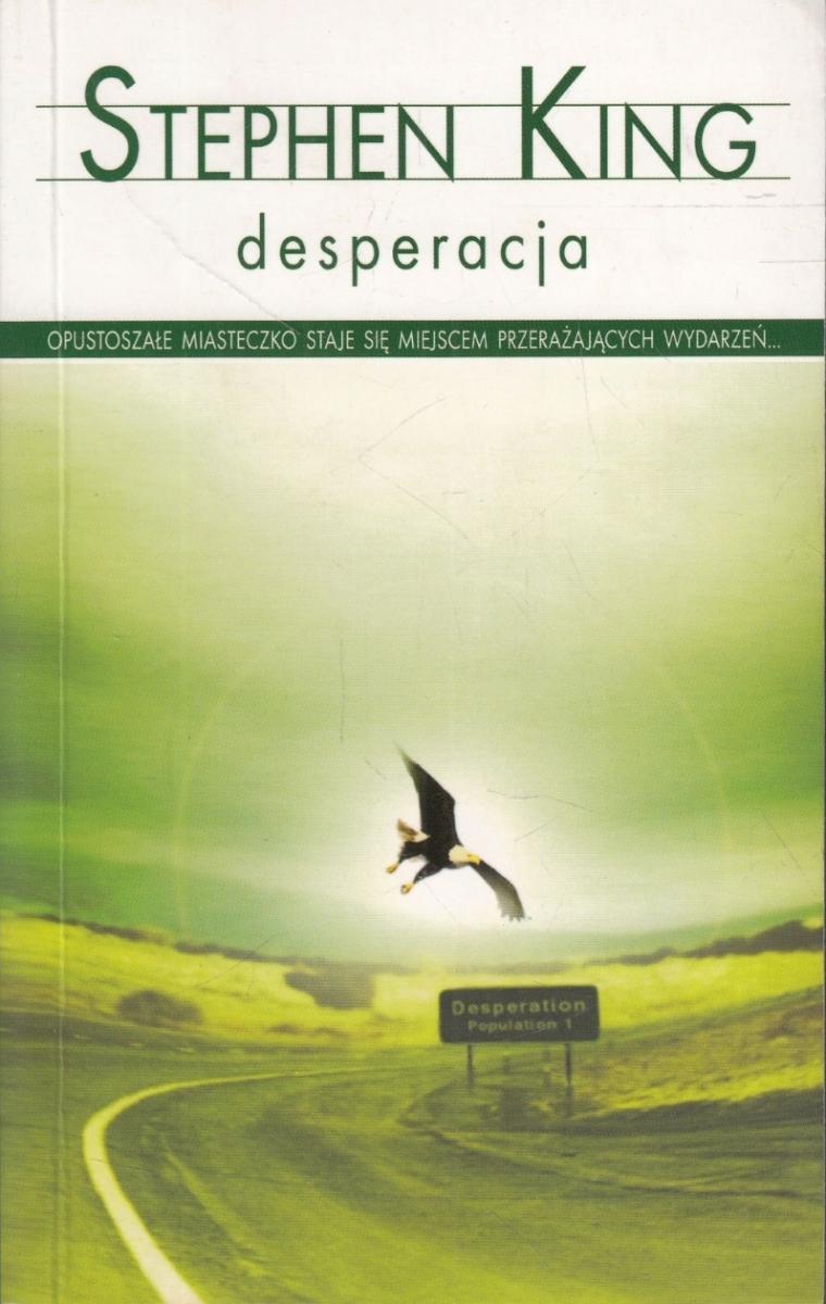"""""""Desperacja"""" - wydanie z 2010 roku - obrazek"""