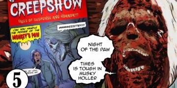 Creepshow odcinek 5 - klasyk zawsze na propsie - obrazek