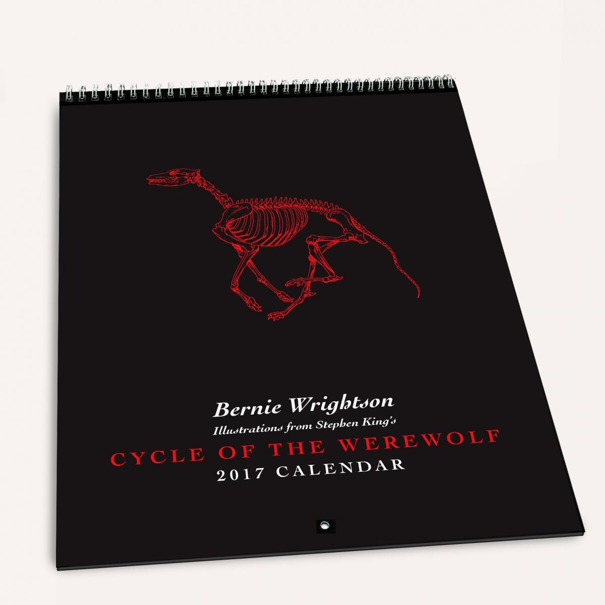 Cycle of Werewolf - kalendarz - obrazek