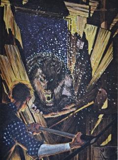 Bernie Wrightson - Cycle of Werewolf 01 - obrazek