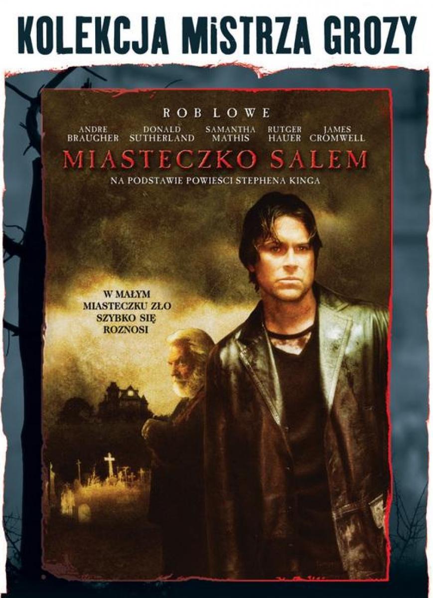 Miasteczko Salem (2004) (DVD) - obrazek