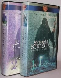 Sztorm stulecia (VHS)