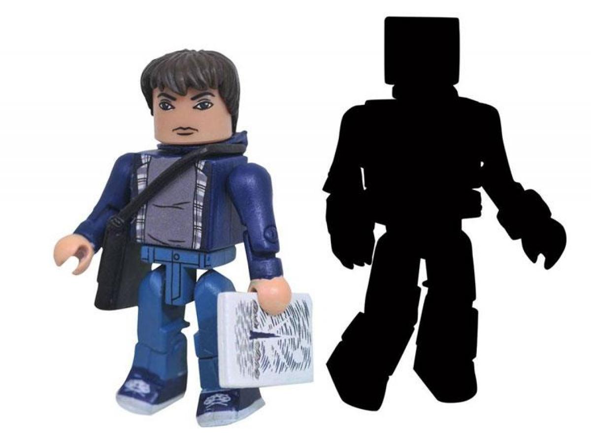 Figurki Minimates - Jake i nieznana figurka - obrazek