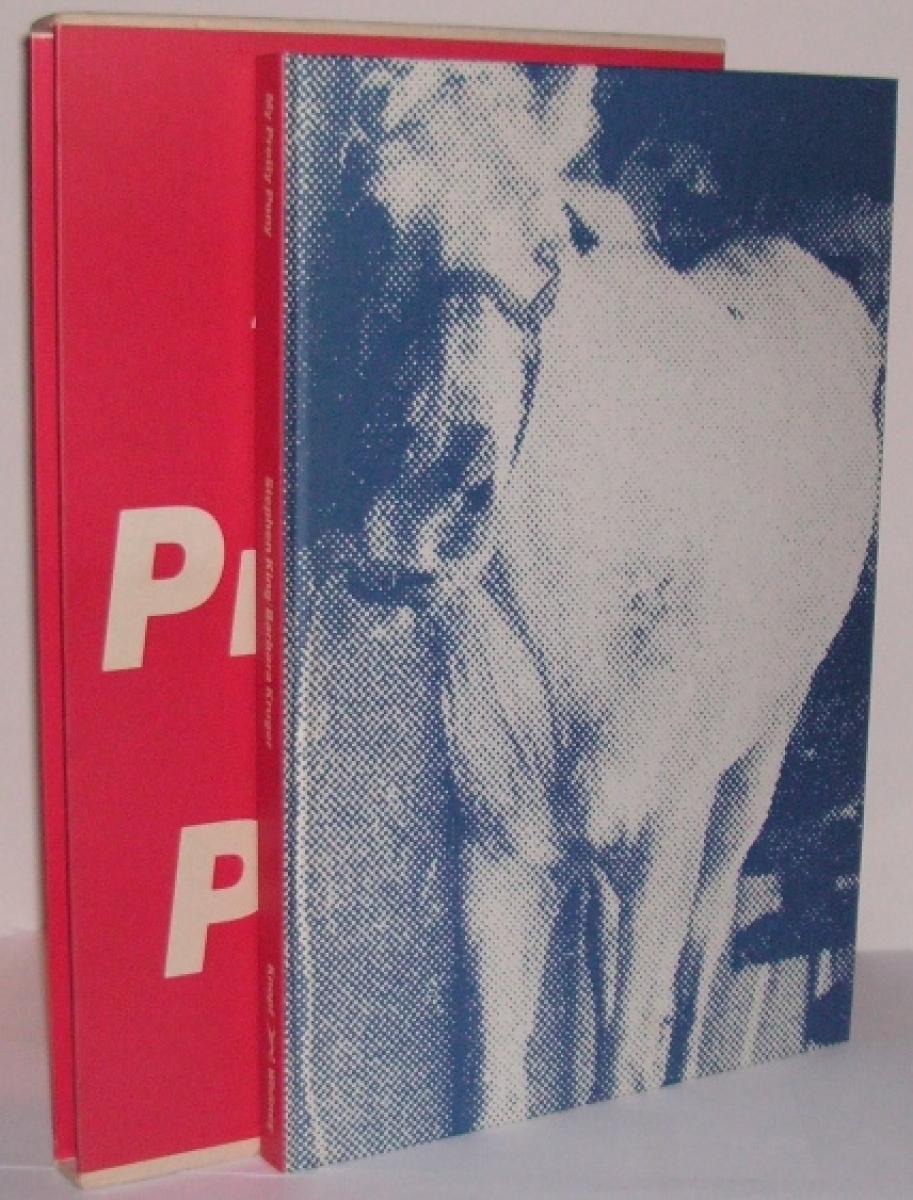 """""""My Pretty Pony"""" - książka i etui - obrazek"""