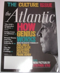 The Atlantic 5/2011