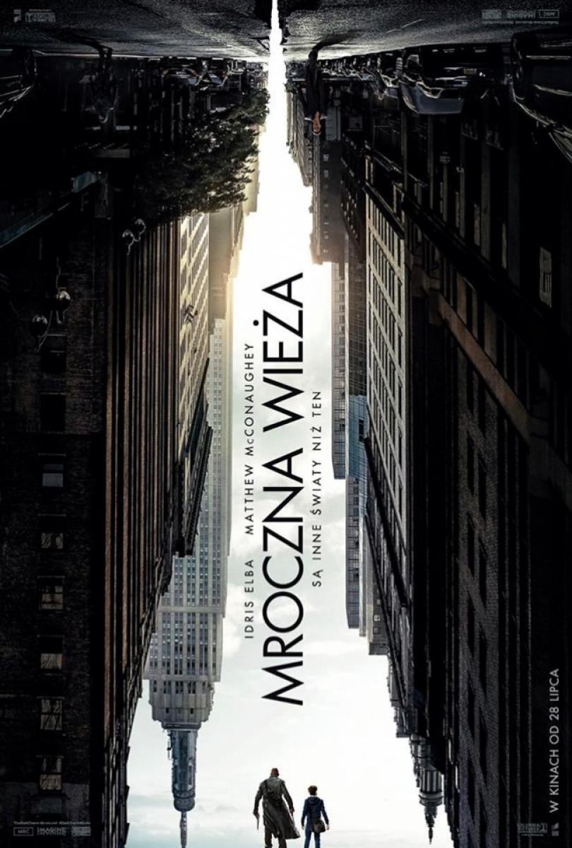 """""""Mroczna Wieża"""" - oficjalny polski plakat - obrazek"""
