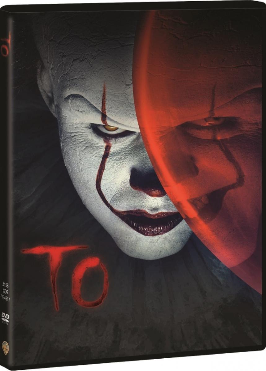 """""""To"""" - okładka DVD - obrazek"""