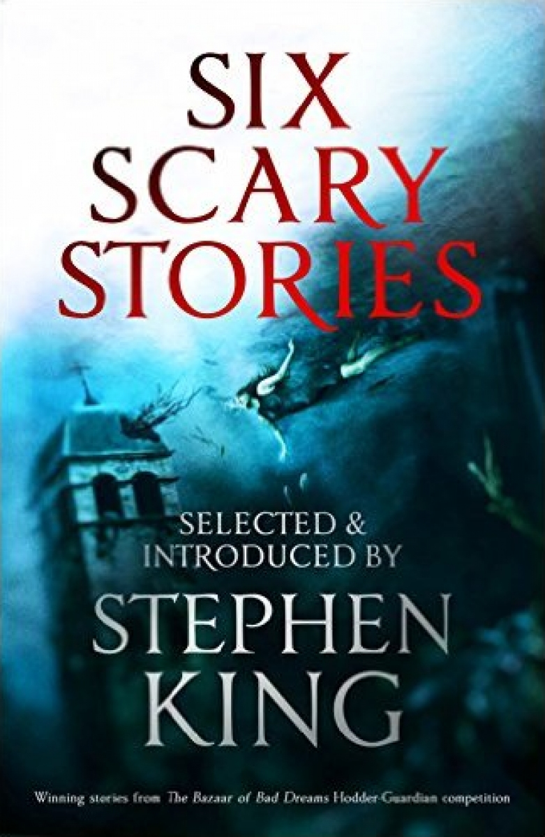 Six Scary Stories - Kindle - obrazek