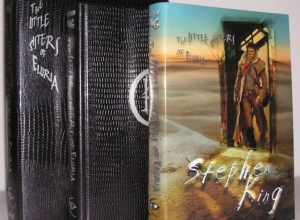 """The Little Sisters of Eluria"" - pudełko, książka i obwoluta - obrazek"