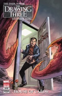 The Dark Tower: The Drawing of the Three: House of Cards #1 (variant)