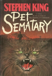 Pet Sematary (Doubleday)