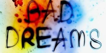 Brytyjska okładka The Bazaar of Bad Dreams - obrazek