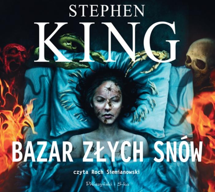 Bazar złych snów - audiobook
