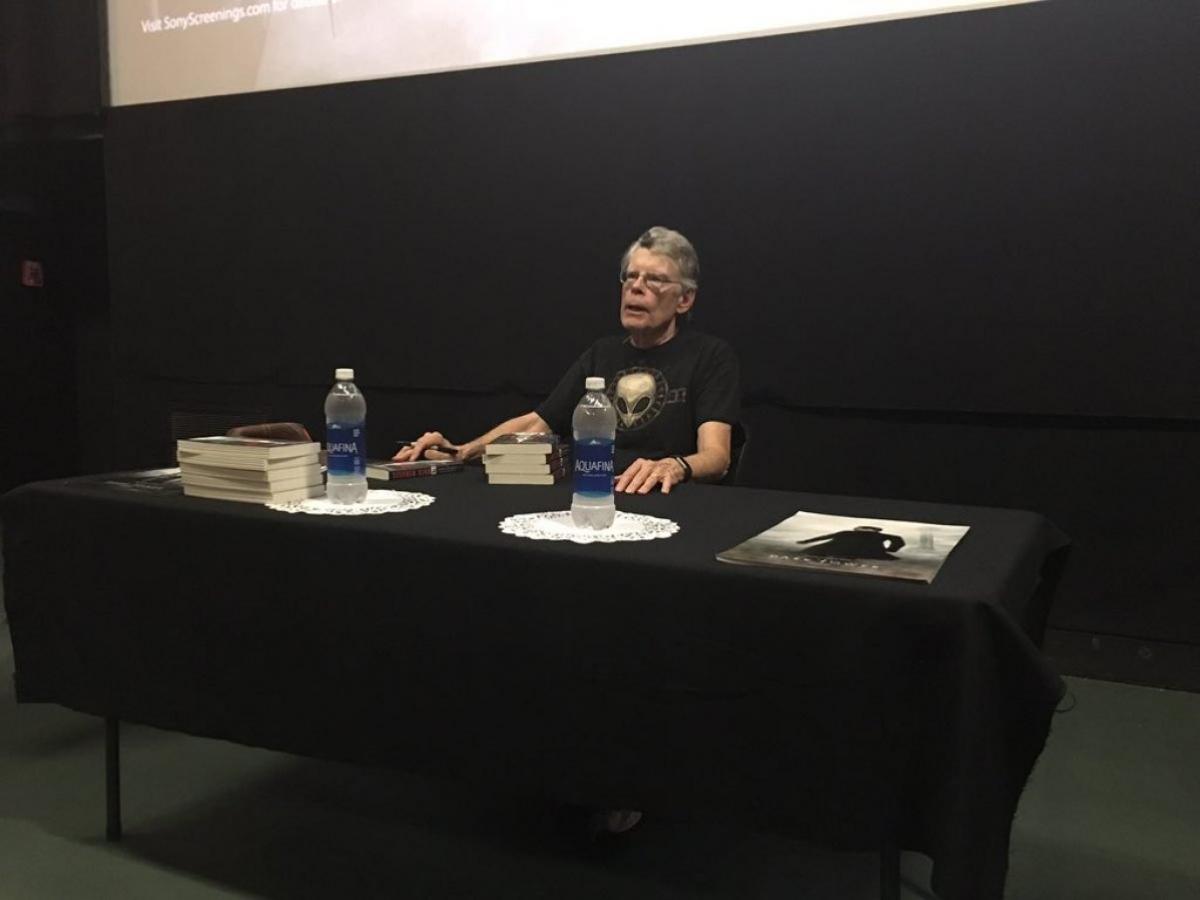 Wywiad ze Stephenem Kingiem (2 sierpnia 2017) - obrazek