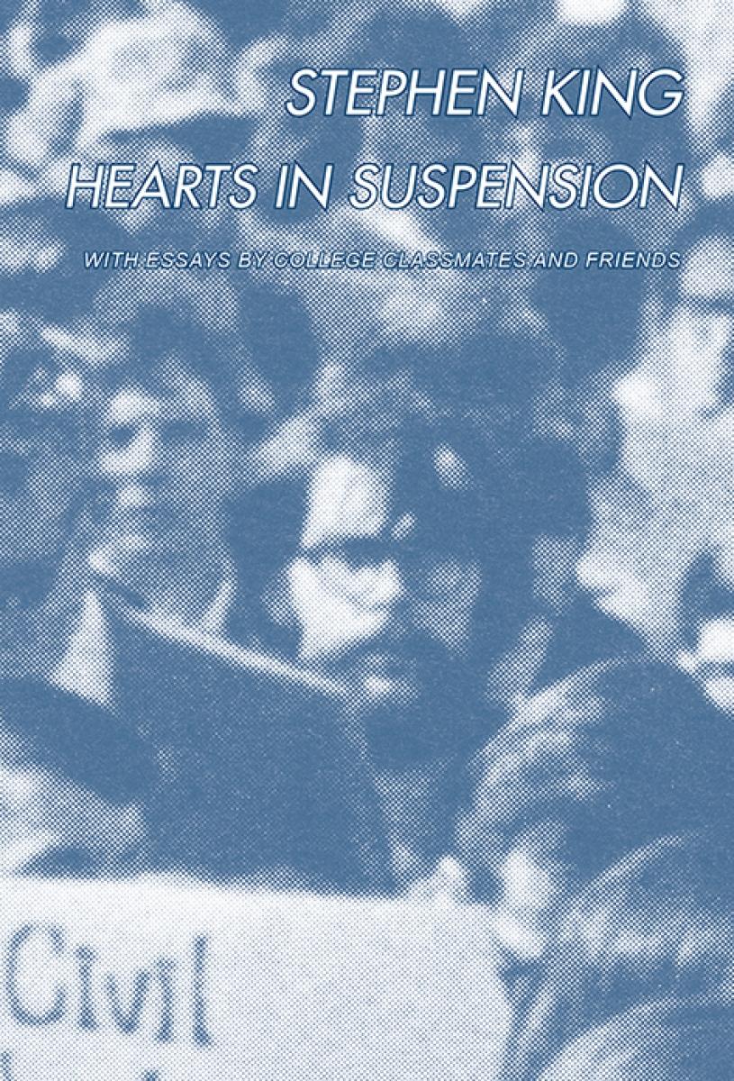 Hearts in Suspension - okładka - obrazek