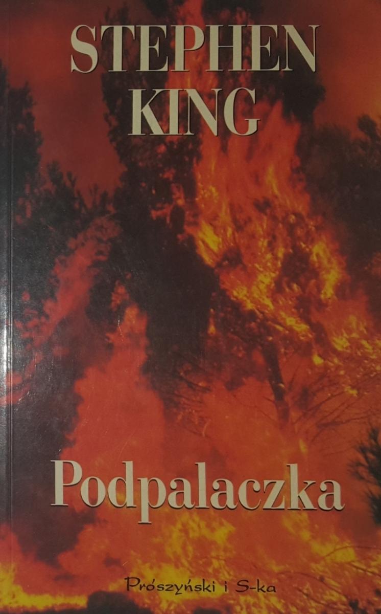 """""""Podpalaczka"""" - wydanie z 1999 roku - obrazek"""