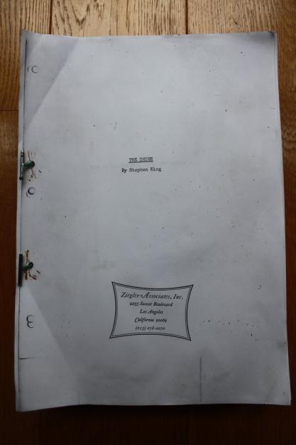 The Sine (manuskrypt) - 2