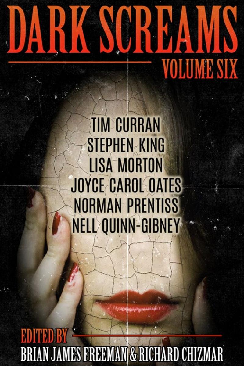 """Dark Screams Volume Six"" - okładka książki - obrazek"